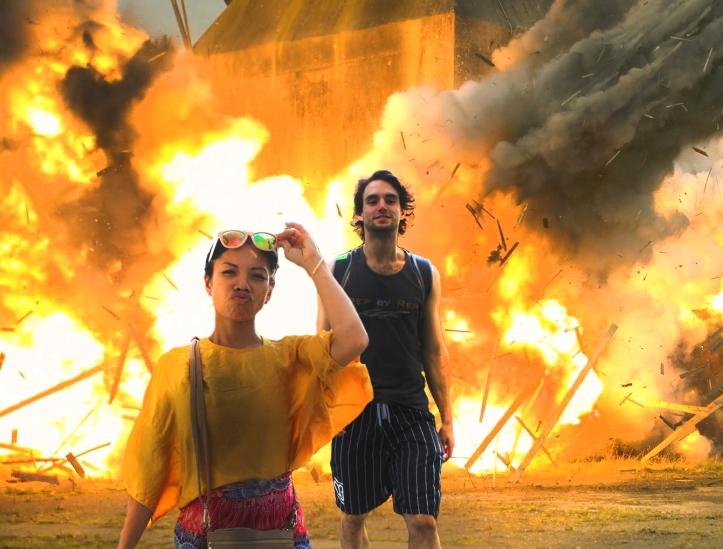 Explosion Kim et Moi