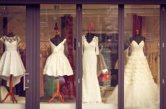 Robe soirée ou de mariée