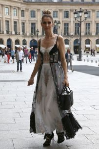 celine dion it-girl + stylée que jamais ultra fashion hype nouvelle facette personnalité