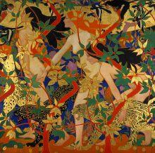 panneau mural décoratif