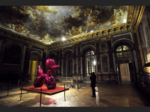 beaux-arts avec art contemporain