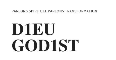 PARLONS DIEU PARLONS TRANSFORMATION