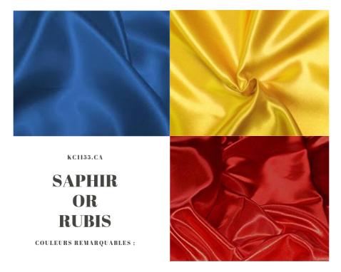 saphir or rubis couleursremarquables